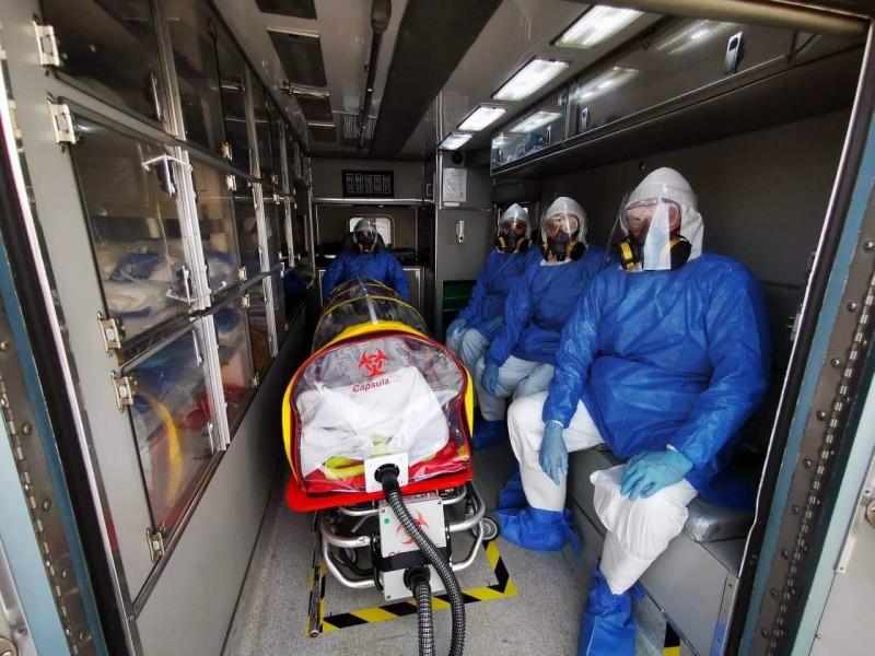 Corporaciones de emergencia buscan equipamiento para pacientes con COVID-19
