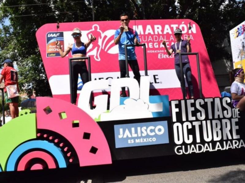 Corredoras rankeadas participarán en Maratón Guadalajara Megacable