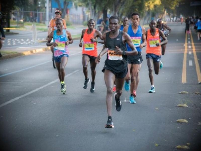 Corredores kenianos dirán presente en Maratón Megacable