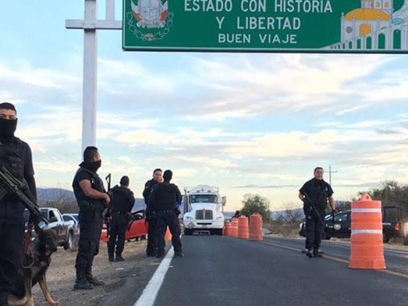 Corregidora refuerza blindaje contra Guanajuato