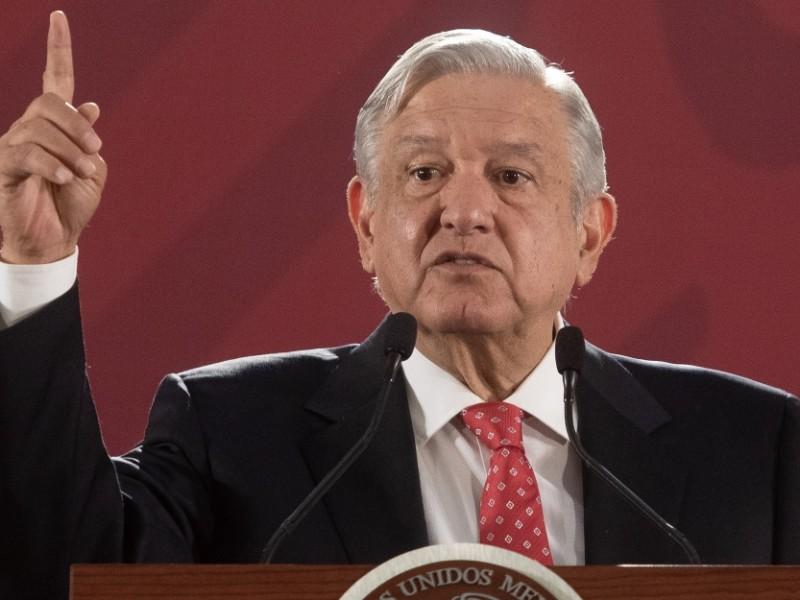 Corrupción en Pemex era de dominio público: AMLO