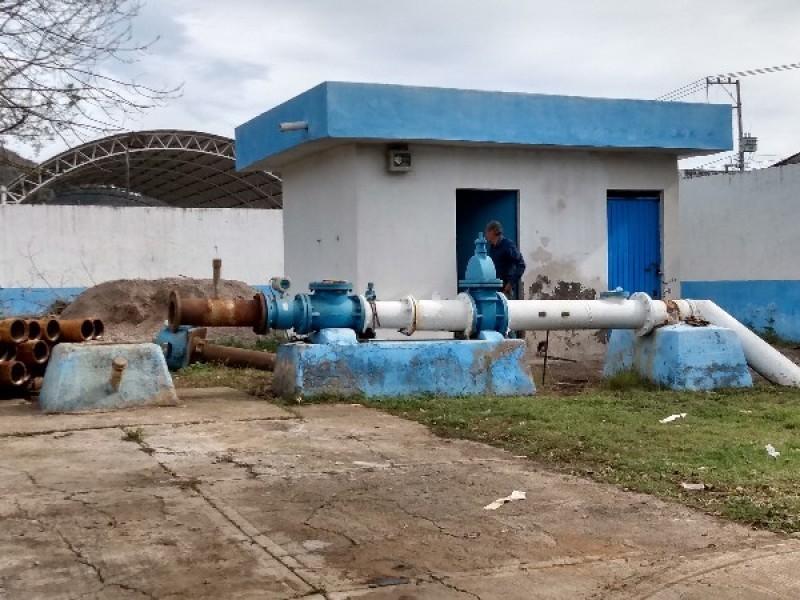 Cortes de energia de CFE daño los sistemas de bombeo