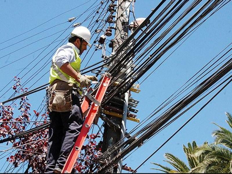 Cortes eléctricos dejan pérdidas por 2.7mmdd al norte del país