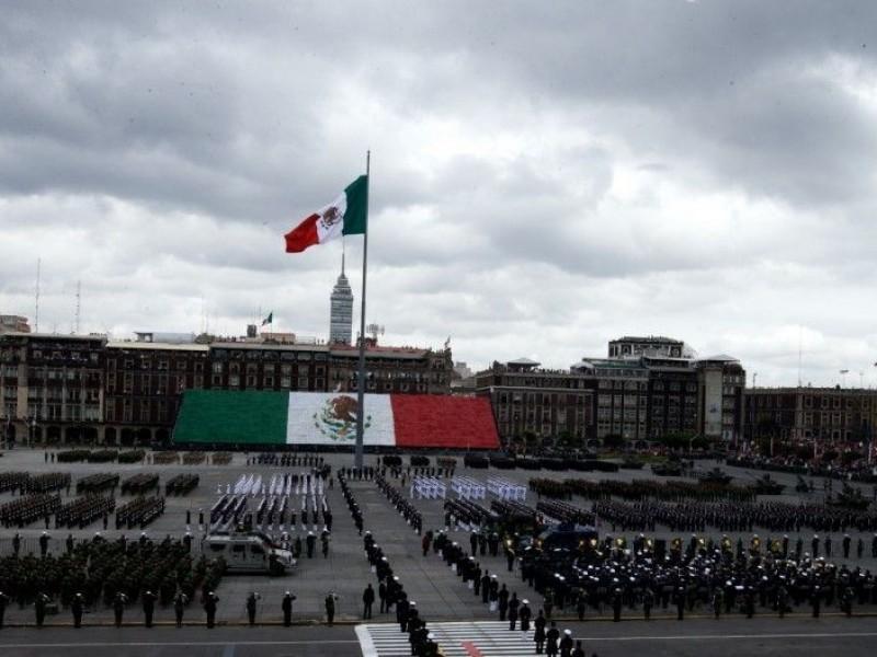 Cortes viales en CDMX por desfile militar