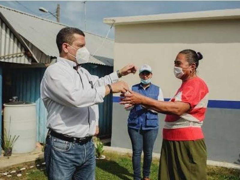 Cosamaloapan pide ser prioridad en vacunación contra covid-19