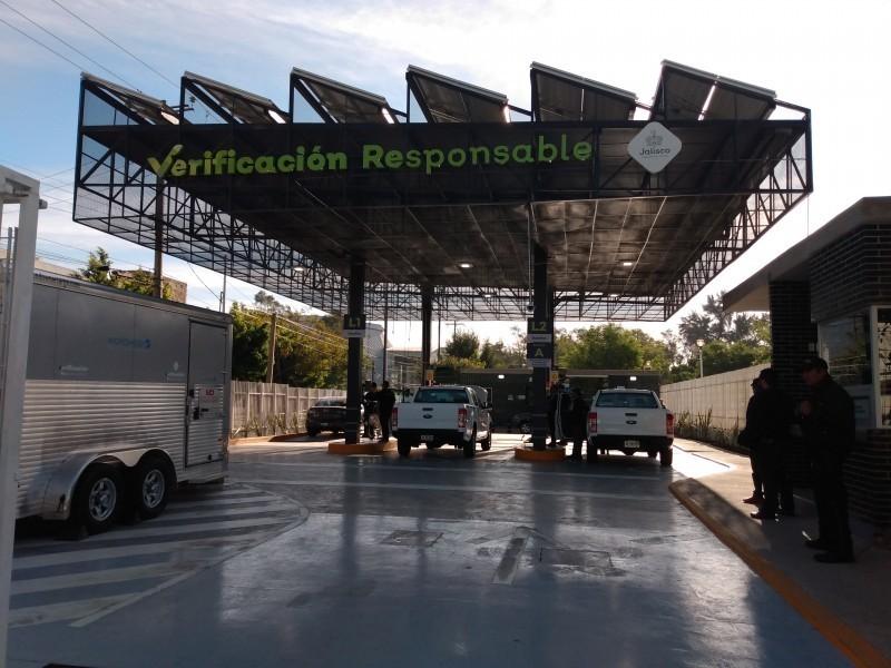 Costará $100 mil pesos operar cada línea de Verificación Vehicular