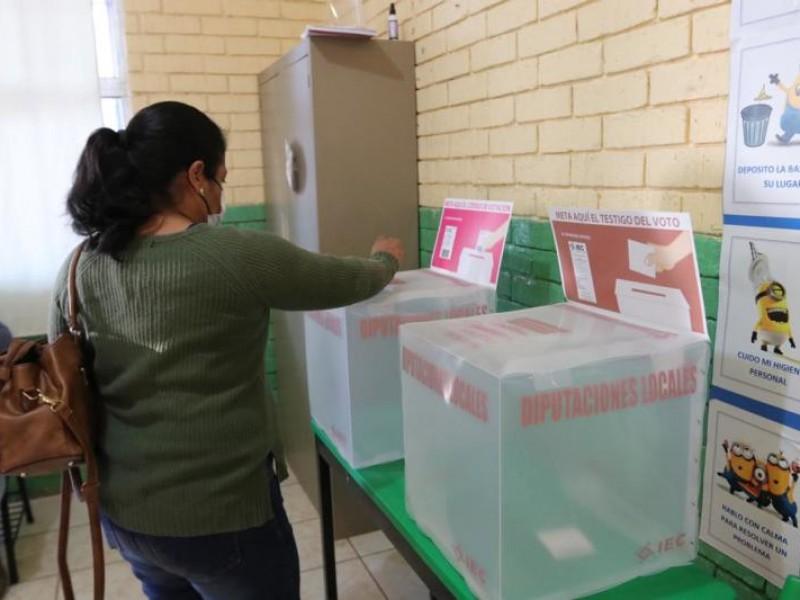 Costo promedio del voto en Coahuila es de 195 pesos