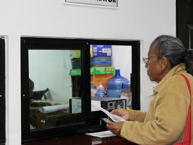 Costos de trámites en Tuxpan aumentaron un 3.15 por ciento