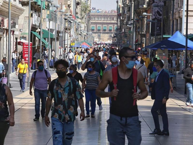 Otro día con más de 12 mil contagios en México