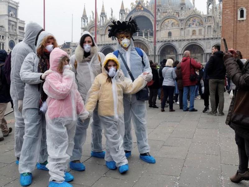 Covid-19 amenaza a Italia; Récord de muertes en 24 horas