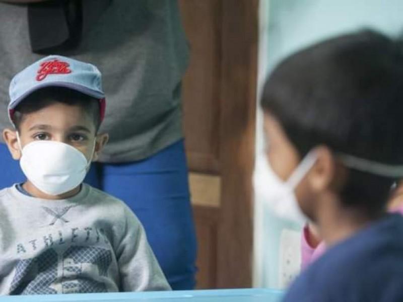 Aumentan casos y hospitalizaciones por Covid-19 en niños