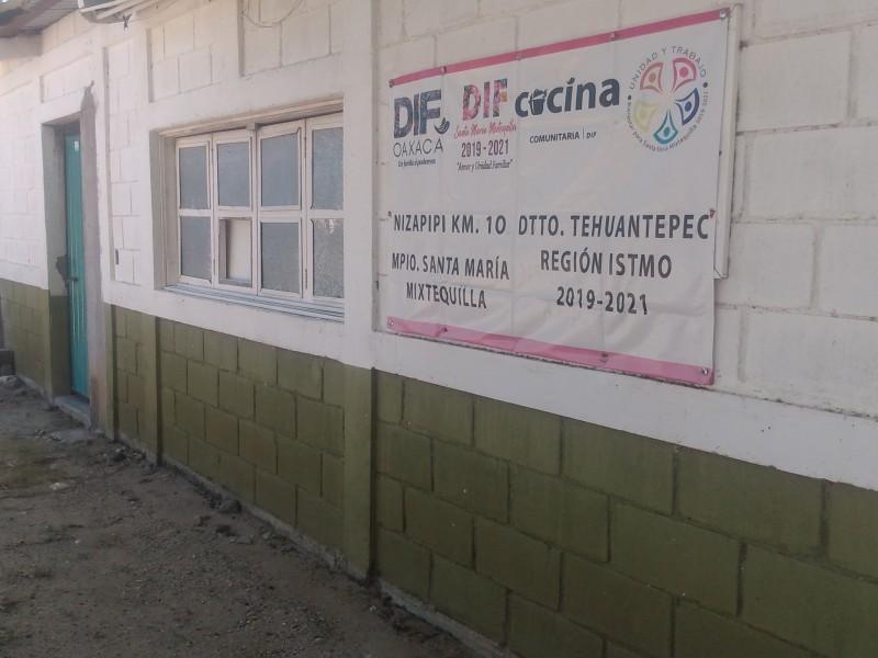 Covid-19 cambia operatividad de cocinas comunitarias, familias reciben despensas bimestrales