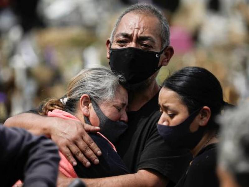 Covid-19 cobra la vida de 27,769 personas en México