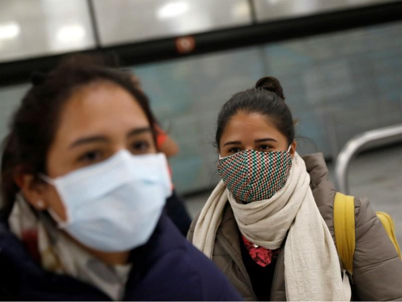 Covid-19 en México:  1,434 muertes y 15,529 contagios
