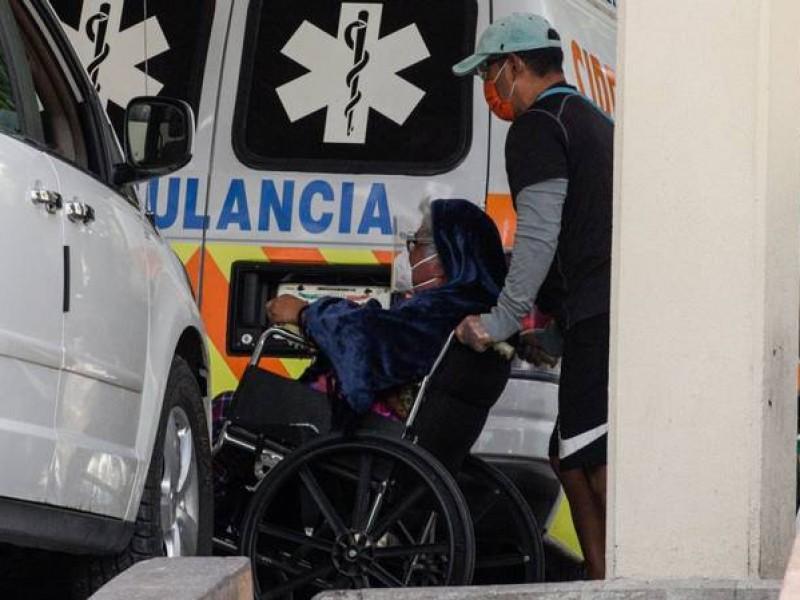 COVID-19 en México: Última semana deja 4,321 muertes