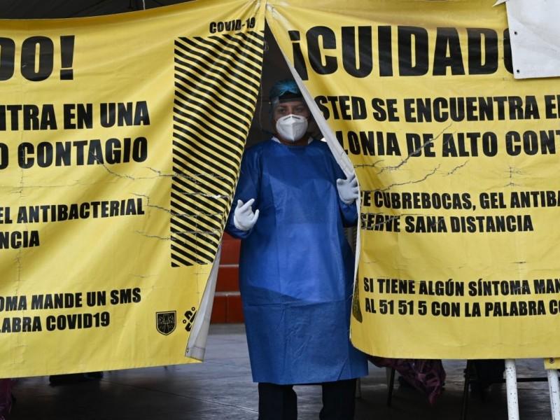 Covid-19: Este lunes de puente, México alcanza las 194,944 muertes
