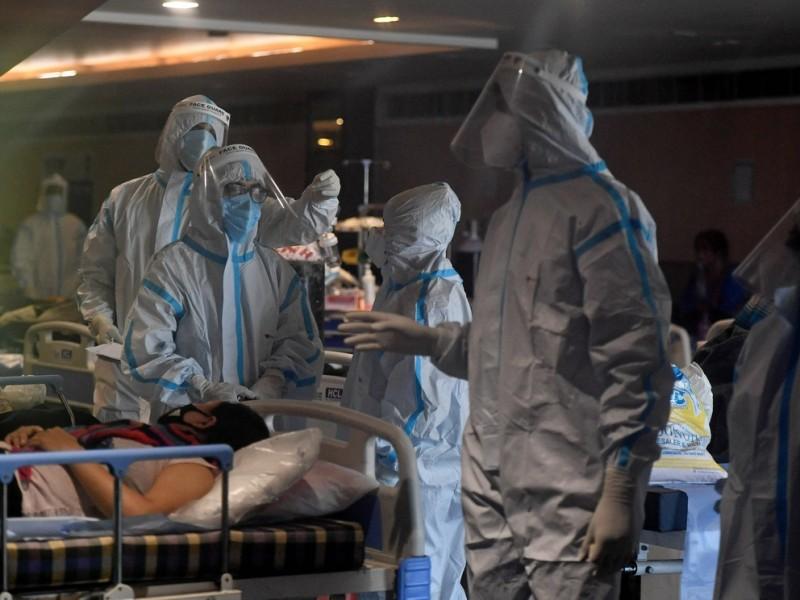 Covid-19: India rompe récord de casos y muertes