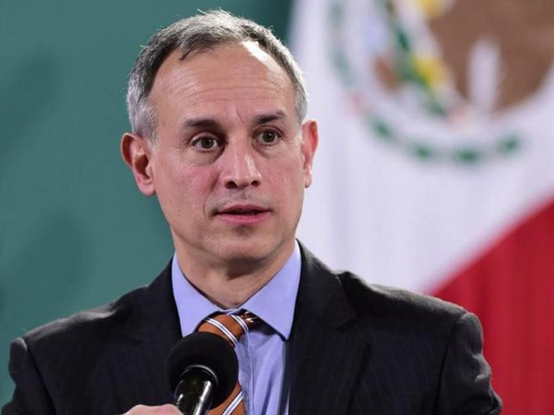 Covid-19: López-Gatell anuncia el