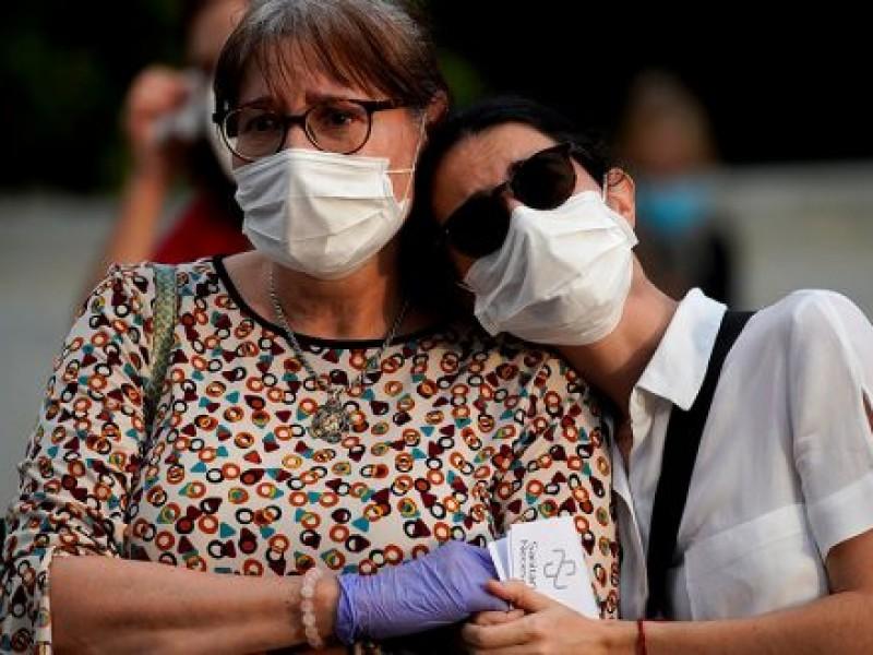 Covid-19 mata a más de 41 mil personas en México