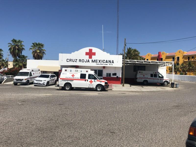 Covid-19 merma las finanzas de Cruz Roja