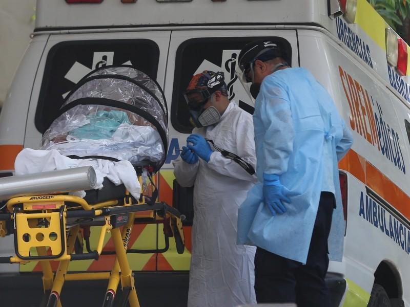 Covid-19: México acumula 18 mil 809 nuevos contagios