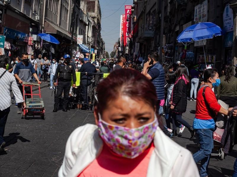 COVID-19: México acumula 2 millones 291 mil 246 contagios