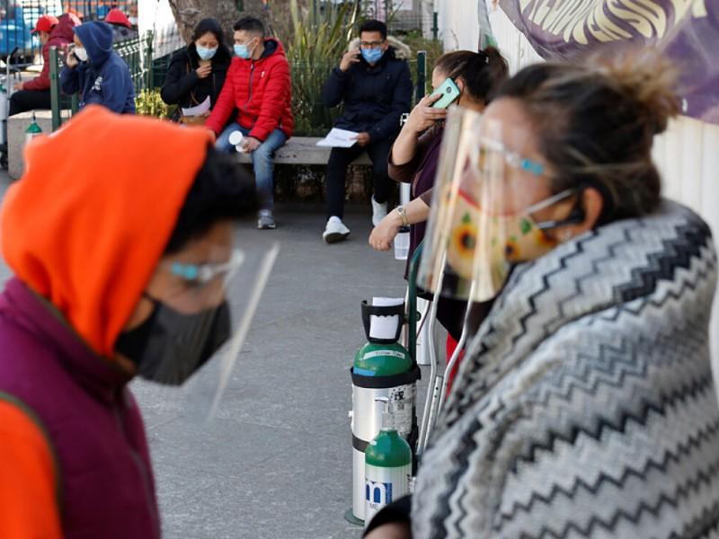 COVID-19: México acumula más de 207,000 muertes