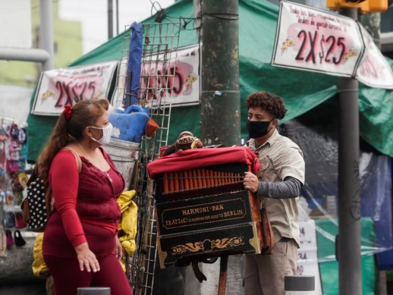 Covid-19: México supera el medio millón de contagios