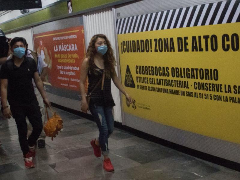 COVID-19: México llega a 2 millones 408,778 casos