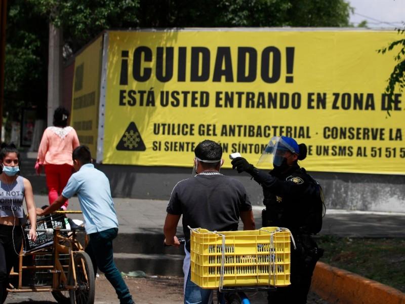 Covid-19: México llega a las 217 mil 740 muertes