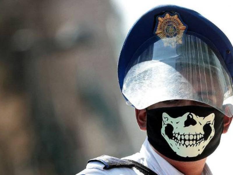 Covid-19-México: Mueren 822 personas en las últimas 24 horas