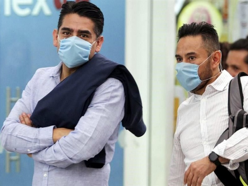 Covid-19: México presenta repunte importante de muertes e infectados
