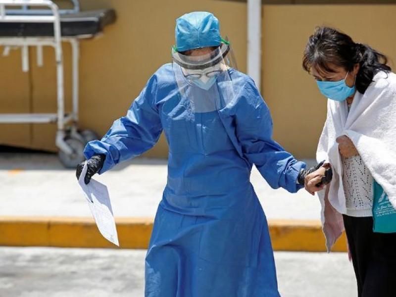 Covid-19: México rebasa los dos millones de contagios