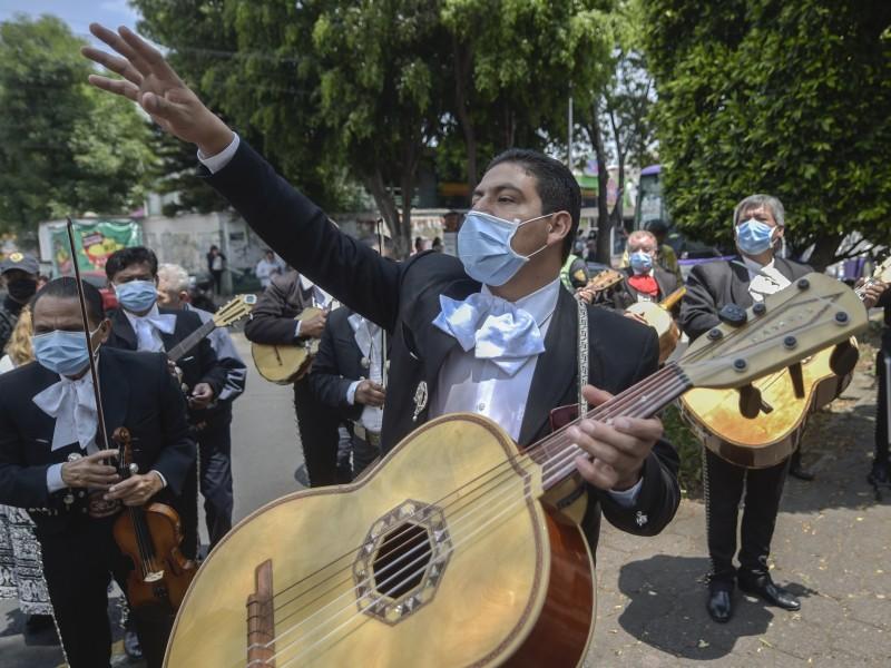 México rebasa las 270 mil muertes por Covid-19