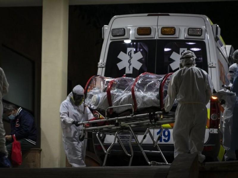 Covid-19: México registró, en las últimas 24 horas, 414 muertes