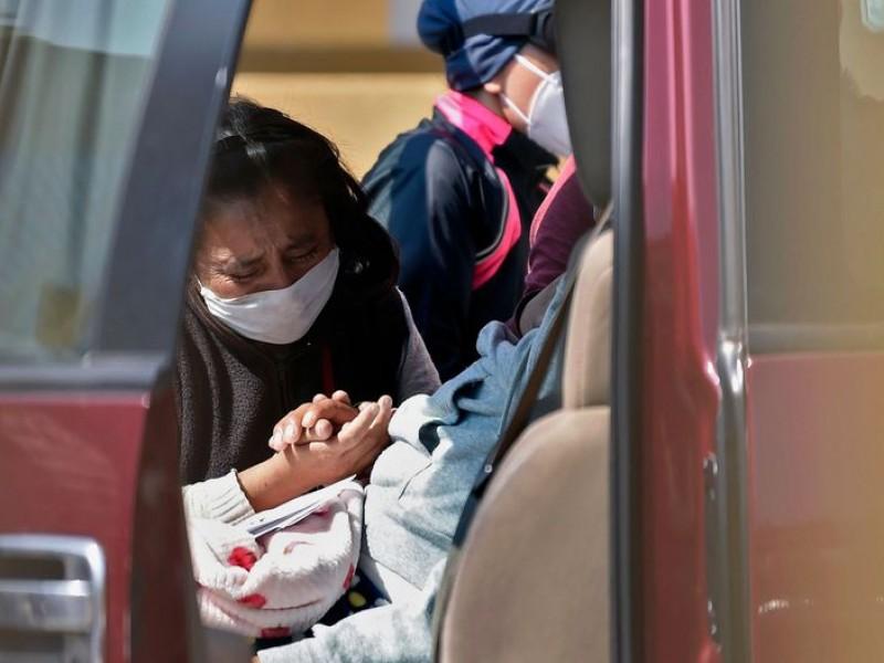 COVID-19: México reporta más de 20,000 contagios en un día