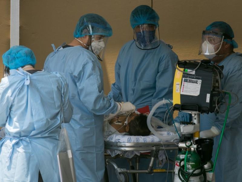 Covid-19: México sobrepasa los 2 millones 22 mil contagios