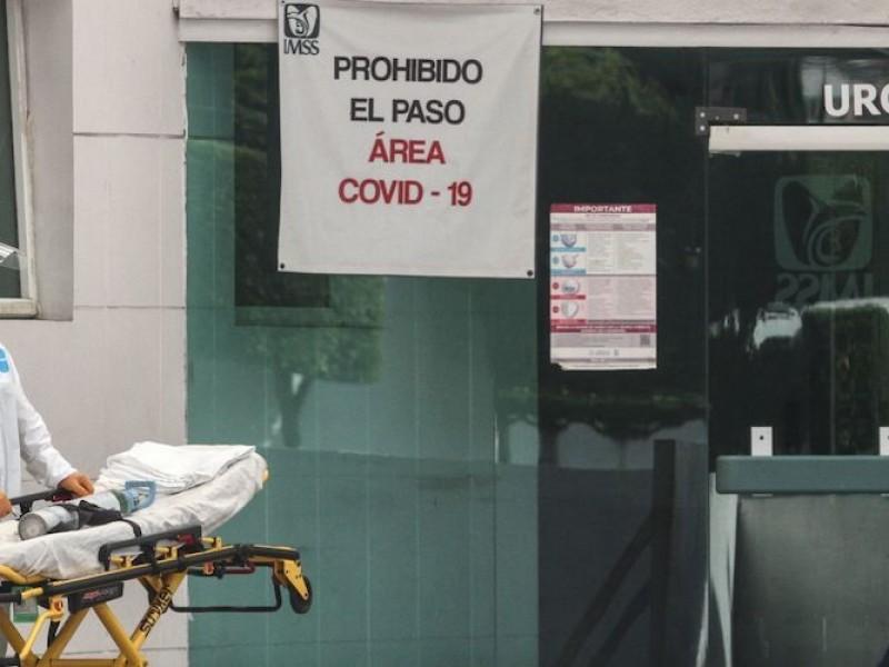COVID-19: México suma 201,826 decesos y 2 millones 227,842 casos