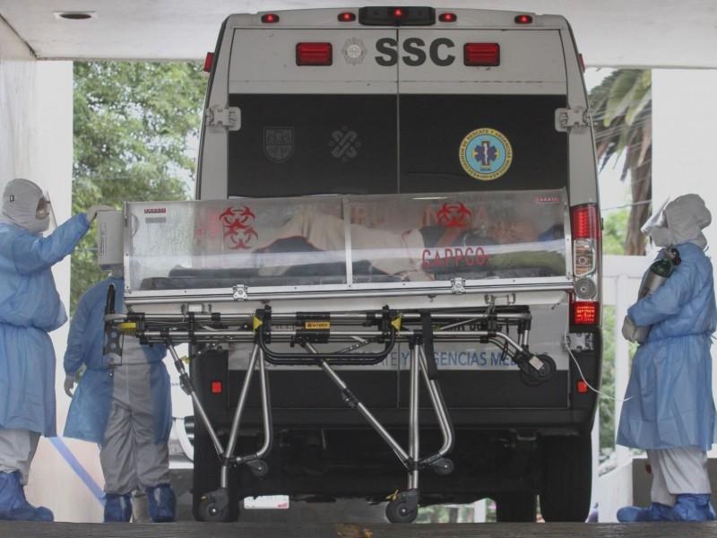 COVID-19: México suma 460 muertes más y llega a 216,907