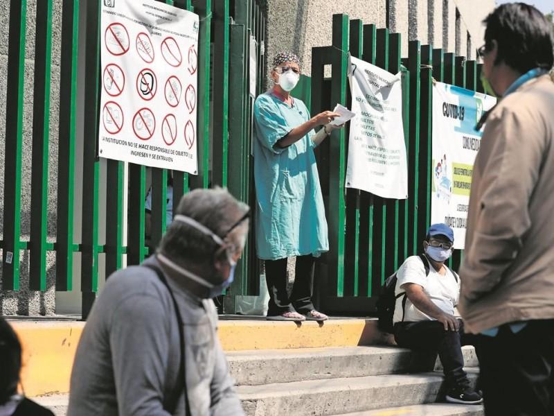 COVID-19: México suma otras 371 muertes