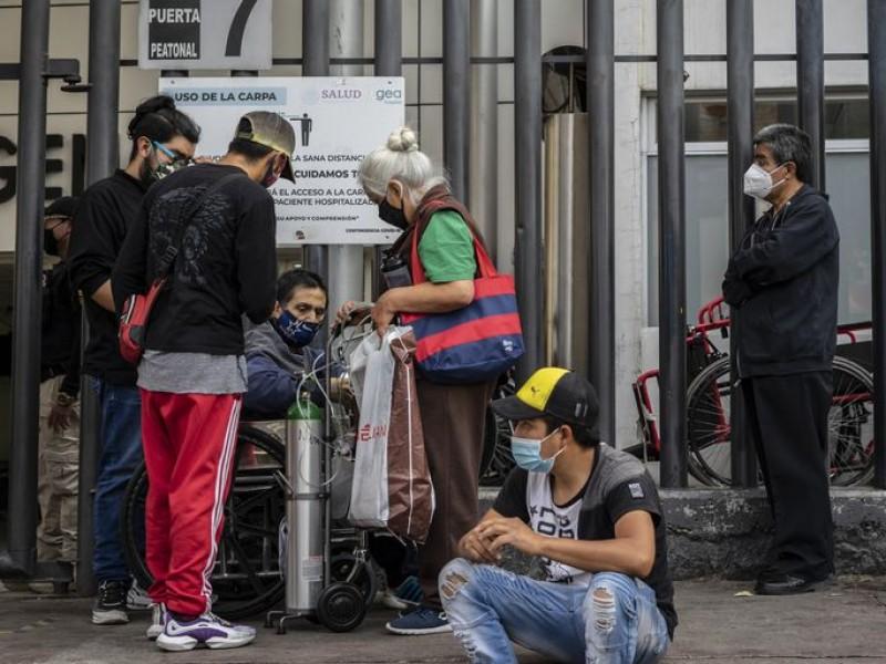 COVID-19: ¡Nuevo récord de casos y muertes en México!