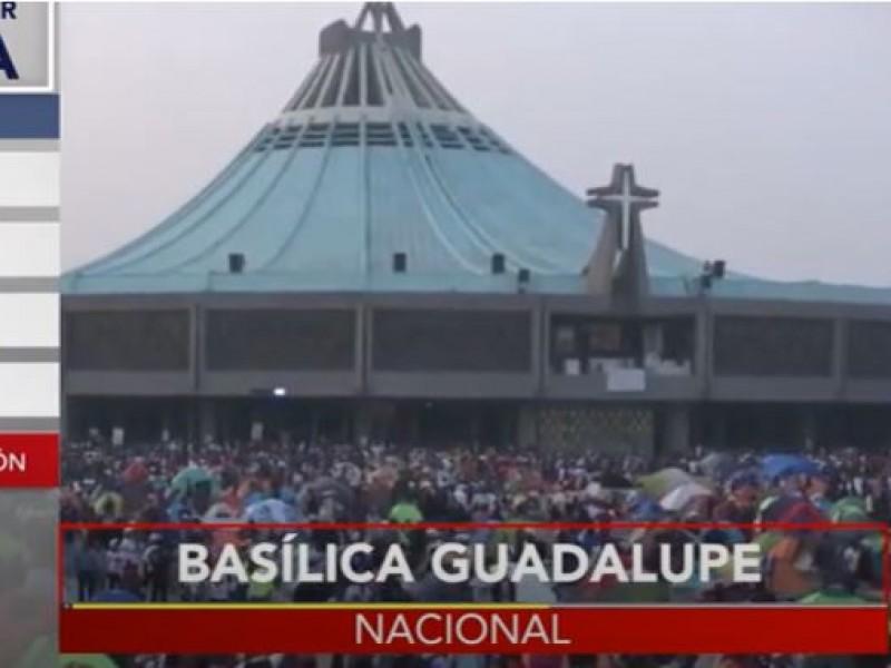 Covid-19 pone en jaque peregrinación a la Basílica de Guadalupe