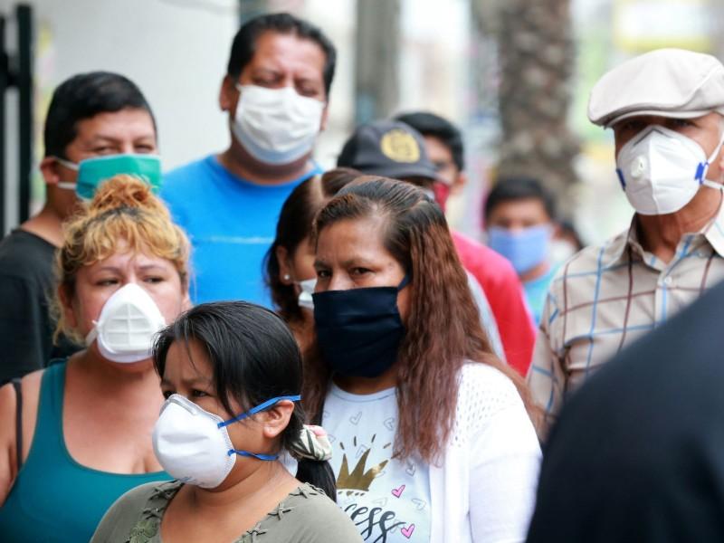 Covid-19:Más de 56 mil contagios en México y 6,090 muertes