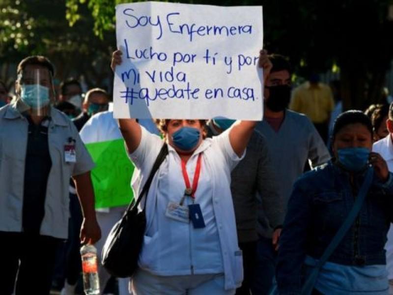 Covid-19:México confirma, por primera vez, más 13,000 casos en 24h