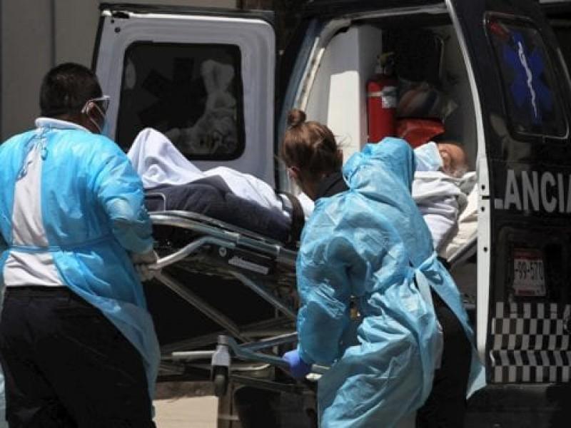 COVID: México reporta 1,143 casos nuevos