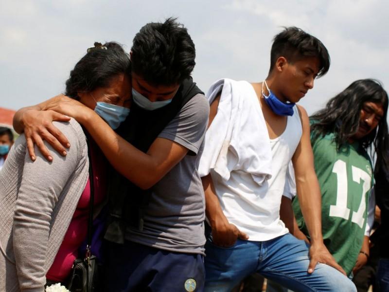 COVID: México se acerca a las 200,000 muertes