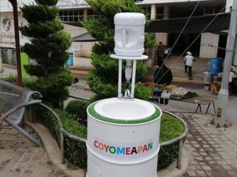 Coyomeapan se mantienen sn un solo caso de Covid-19