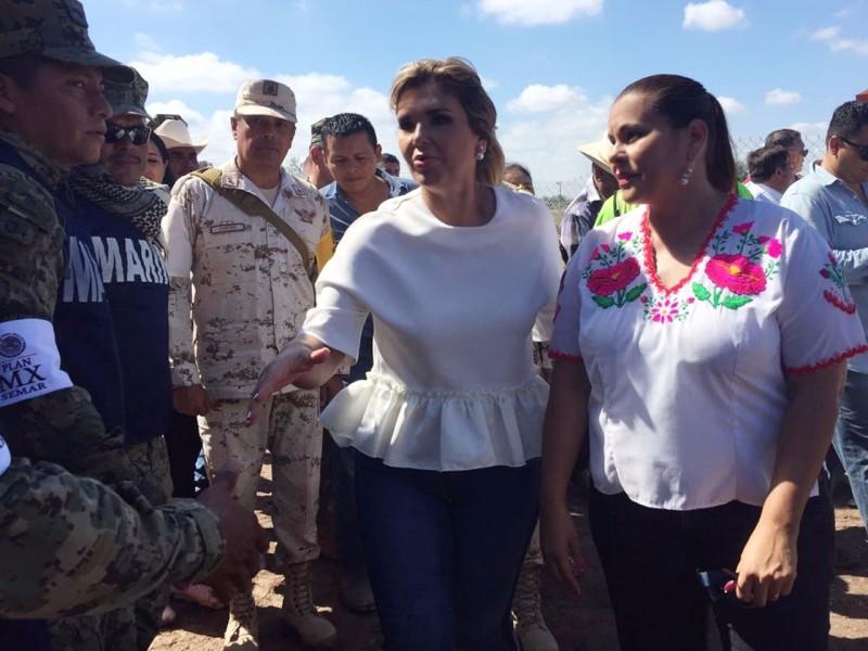 CPA visitó comunidades afectadas por lluvias
