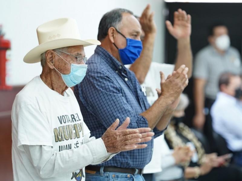 Crea Congreso del Estado el municipio de Juan José Ríos