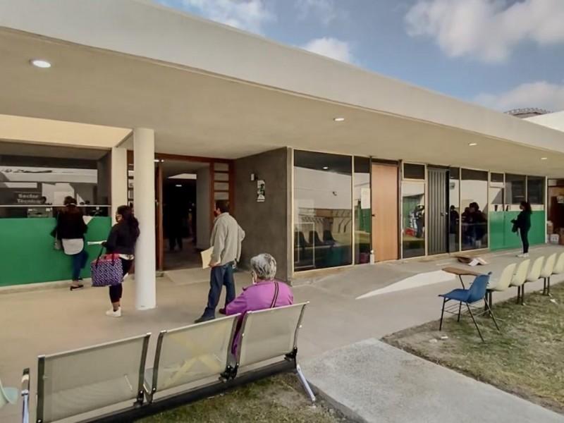 Crea IMSS nuevas instalaciones ante la alta demanda de salud